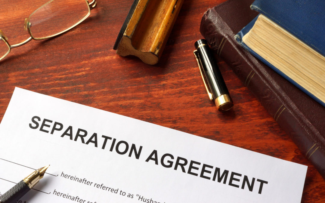 Separation vs Divorce: The Key Differences Explained
